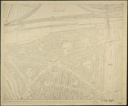 2005-2016 Grootschalige basiskaart van Rotterdam. Blad H 27: Nieuwe Westen: Aelbrechtskade, Burgemeester Meineszlaan, ...
