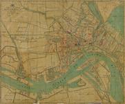 I-103-2 Plattegrond van Rotterdam