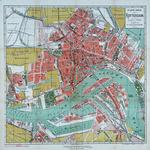 I-141 Plattegrond van Rotterdam