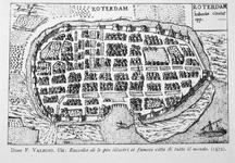 I-18-2 Plattegrond van Rotterdam