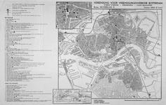 I-201 Plattegrond van Rotterdam