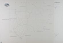 I-209-06-3 Kadastrale kaart de gemeente Rotterdam, sectie AC, blad 1. Het afgebeelde gebied is gelegen tussen de ...