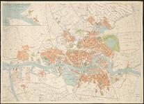 I-240 Kaart van Rotterdam en omgeving met aanduiding van zones in het kader van de Hinderwetsverordening + Gemeenteblad ...