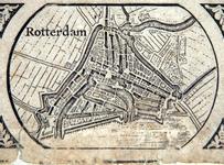 I-36 Kaart van de Nederlanden. In de rand plattegrondjes van forten en steden, onder meer: Leuven, Nijmegen, Limburg, ...