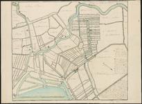 I-43-01 Plankaart van de Schielandse Hoge Boezem met delen van de omliggende polders