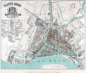 I-68-01 Plattegrond van Rotterdam