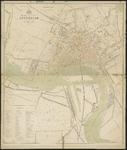 I-81-01 Plattegrond van Rotterdam.