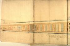 II-10-16 Plattegrond van grondpercelen tussen de Nieuwehaven en het Haringvliet.