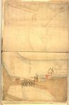 II-10-2 Plattegrond van percelen op de plaats van de Sint-Bastiaans- of Schuttersdoelen