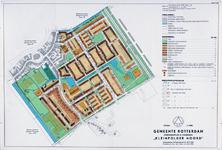 II-126-06 Plattegrond van het uitbreidingsplan Kleinpolder-Noord