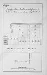 II-133 Kaart van te verkopen grondpercelen gelegen aan de Jonker Fransstraat en de verlengde Goudschestraat
