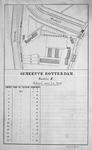II-145 Kaart van percelen tussen de Boezemkade en de Saladekade