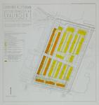 II-157-01 Uitbreidingsplan in Kralingen-Oost. Het afgebeelde gebied wordt begrensd door de Kralingscheweg, 's-Gravenweg ...