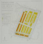 II-161-00-01 Uitbreidingsplan in Kralingen-Oost. Het afgebeelde gebied wordt begrensd door de Kralingscheweg, ...