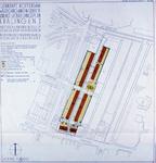 II-161-01 Kaart van het uitbreidingsplan Kralingen I. Het plangebied wordt begrensd door de Kortekade, Kralingseweg en ...