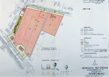 II-162-00-00-07 Plattegrond van het uitbreidingsplan Trompenburg