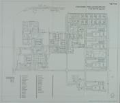 II-162-00-00-09A Kaart met namen van nieuwe straten in Het Lage Land Het afgebeelde gebied wordt begrensd door de Prins ...