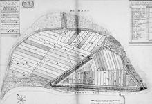 II-168 Kaart van het eiland Feijenoord