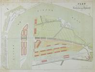 II-176 Plan voor stadsuitbreidingen op Feijenoord en het Noordereiland