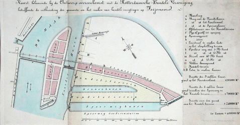 II-178 Plan voor stadsuitbreidingen op Feijenoord en het Noordereiland