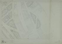 II-182-02 Kaart van het middendeel van Rotterdam, bestaande uit 20 bladen. Blad 20 de Nassauhaven en omgeving