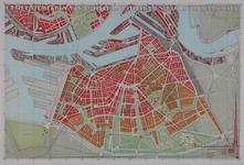 II-192 Plattegrond van het uitbreidingsplan op Rotterdam-Zuid