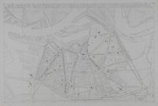 II-193-1 Plattegrond van het uitbreidingsplan op Rotterdam-Zuid