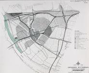 II-209-01 Uitbreidingsplan voor Hoogvliet met opgave van diverse bestemmingen