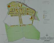 II-224 Plattegrond van Pernis en omgeving