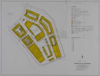 II-47-04-01 Plattegrond van de Pannekoekstraat en omgeving. Het afgebeelde gebied wordt begrensd door de Binnenrotte, ...
