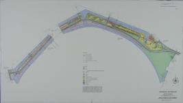 II-47-06 Plattegrond van de Maasboulevard en omgeving