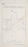 II-52 Kaart van 14 te verkopen grondpercelen, gelegen aan de Witte de Withstraat, Boomgaardslaan en Eendrachtsstraat