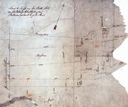 II-67 Schetskaart van de ontworpen berghaven ten westen van Rotterdam [Westerhaven]