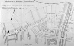 II-90 Plattegrond van bouwterreinen aan de Hooidrift en Oost-Hooidrift