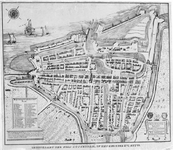 RI-15 Stadsplattegrond van Rotterdam.