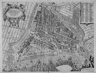 RI-16 Plattegrond van Rotterdam.