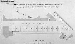 RI-241-1 Kaart behorend bij de voorwaarden en bepalingen voor de verkoop van 20 grondpercelen aan de Van Brakelstraat ...