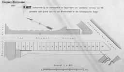 RI-241-2 Kaart behoorend bij de voorwaarden en bepalingen van openbare verkoop van 20 grondpercelen aan de Van ...