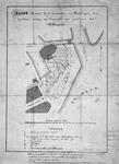 RI-414-2 Kaart behorende bij de voorwaarden en bepalingen van openbare verkoop van 23 grondpercelen gelegen aan het ...