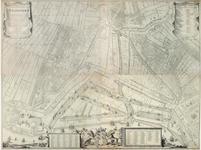 RI-50 Plattegrond van Rotterdam
