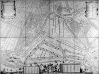 RI-50-I Plattegrond van Rotterdam.