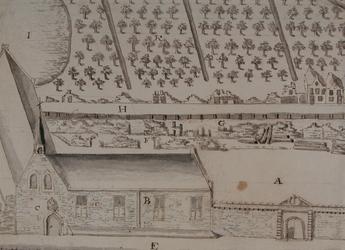 RI-680 Het Dominikanerklooster anno 1565