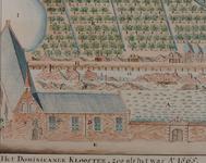 RI-681 Het Predikheren- of Dominikanerklooster aan de Hoogstraat anno 1565