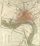 RI-82-h Kaart van de gemeente Rotterdam met grote delen van de gemeenten Delfshaven en Charlois.