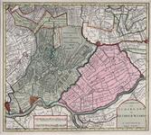 RISCH-11 Kaart van het hoogheemraadschap Schieland en de Krimpenerwaard