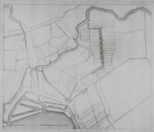 RISCH-19 Plankaart van de Schielandse Hoge Boezem met delen van de omliggende polders [druk voor de letter]