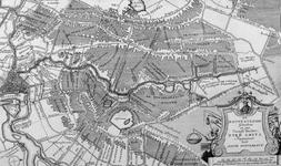 RISCH-22-II Kaart van het stroomgebied van de Rotte