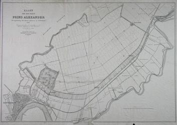 RISCH-24B Kaart van de polder Prins Alexander