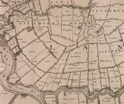RISCH-3-III Kaart van het Hoogheemraadschap van Schieland. Hiervan 1 blad: (Rotterdam en Capelle aan den IJssel)