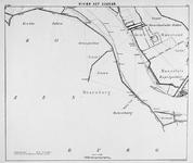 VI-56-8 Kaart van de Nieuwe Maas en het Scheur van Rotterdam tot de grensscheiding der gemeente 's Gravenzande en ...